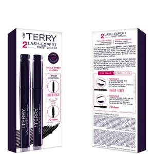 By Terry Exclusive Duo Lash Expert Twist Mascara Set (Worth £50.00)