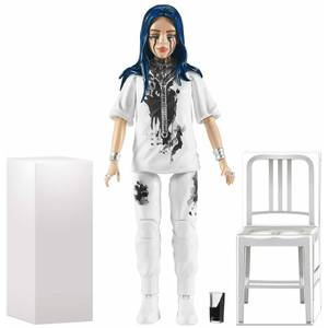 """Bandai Billie Eilish 6"""" Figure (When the Party is Over)"""