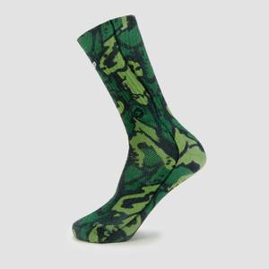 MP X Hexxee Adapt Socks - Green Camo