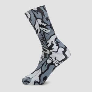 MP X Hexxee Adapt Socks - Grey Camo