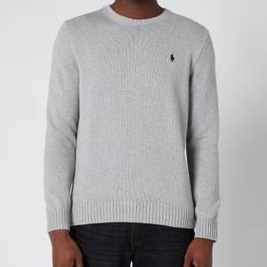 Polo Ralph Lauren Men's Crewneck Sweatshirt - Andover Heather