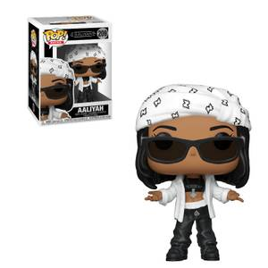 Pop! Rocks Aaliyah Pop! Vinyl Figure