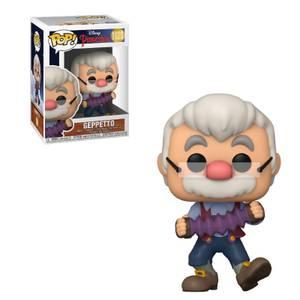 POP Disney:Pinocchio-Geppetto mit Akkordeon