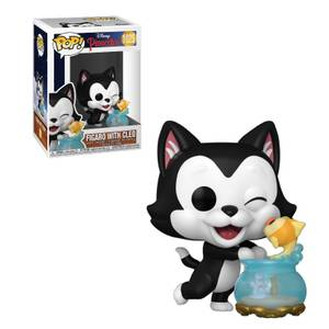 Disney Pinocchio Figaro kissing Cleo Pop! Vinyl Figure