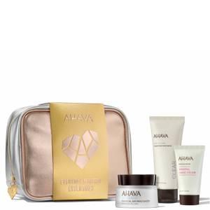 AHAVA Everyday Mineral Essentials Set (Worth £72.99)
