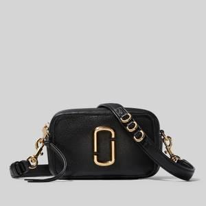 Marc Jacobs Women's The Softshot 17 Bag - Black