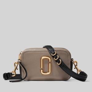 Marc Jacobs 女士The Softshot 17手提袋-水泥色多色