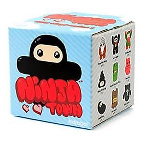 Kidrobot Ninjatown Mini Series 2 Inch Asst