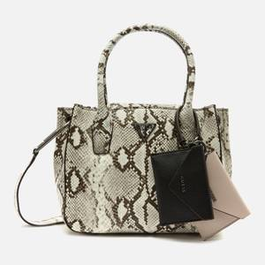 Guess Women's Kirby Girlfriend Satchel - Python