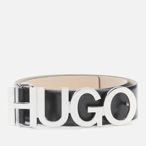 HUGO Unisex Zula Belt - Black