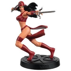 Eaglemoss Marvel Guardians of the Galaxy Elektra Statue