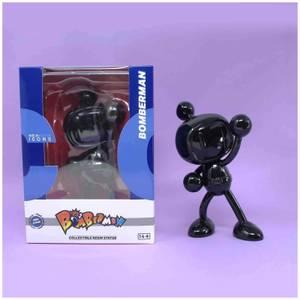 Mini Icons 15 cm Figure en résine Bomberman - Noir