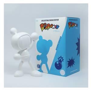 Icons Bomberman Statuette en résine 25 cm - Blanc