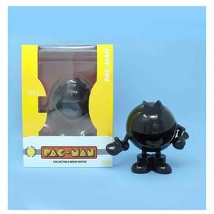 Mini Icons Pac-man 10cm Resin Figure - Black
