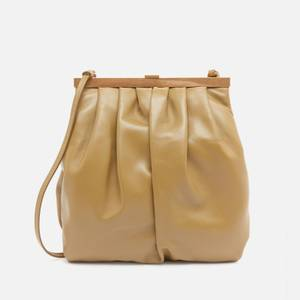 Mansur Gavriel Women's Frame Cross Body Bag - Safari