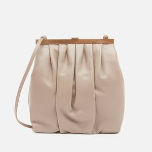 Mansur Gavriel Women's Frame Cross Body Bag - Elefante