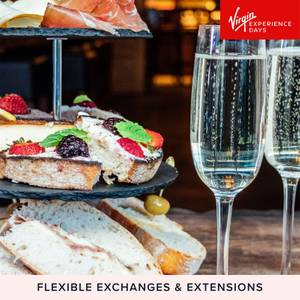Italian Afternoon Tea with Prosecco for Two at Veeno