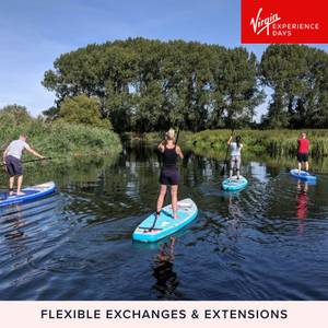 Paddleboarding Trip for Two on The River Avon