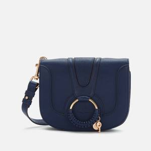 See By Chloé Women's Hana Cross Body Bag - Classic Navy