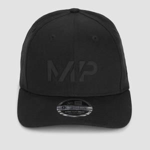 MP 뉴에라 9FIFTY 스트레치 스냅백 - 블랙/블랙