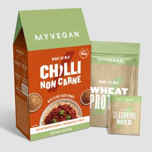 Vegan Chilli Non Carne Meal Kit