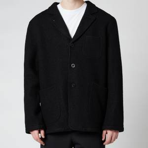 YMC Men's Boiled Wool Scuttlers Jacket - Black