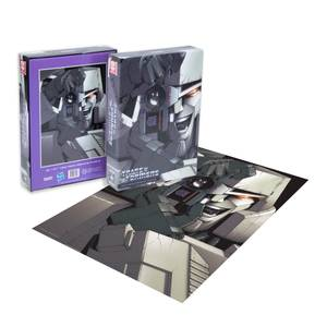 Dust! Transformers Megatron 1000pc Puzzle - Zavvi Exclusive