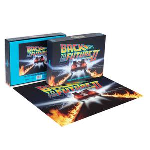 Dust! Back To The Future 2 Great Scott 1000pc Puzzle - Zavvi Exclusive