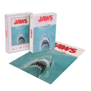 Puzzle 1000 pièces Les Dents de la Mer Dust Classic Movie - Exclusivité Zavvi
