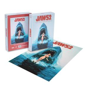 Puzzle 1000 pièces Les Dents de la Mer 2 Dust Classic Movie - Exclusivité Zavvi