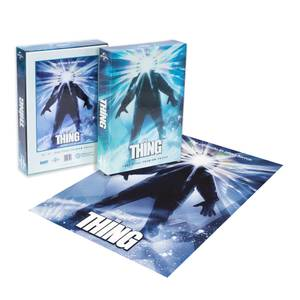Dust! The Thing Classic Movie Poster 1000pc Puzzle - Zavvi Exclusive