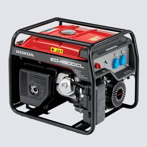 EG4500 Profi Rahmen-Stromerzeuger