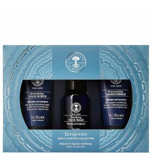 Neal's Yard Remedies Invigorate Men's Starter Collection