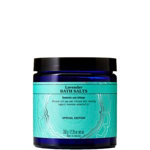Neal's Yard Remedies Lavender Bath Salts Limited Edition 350g