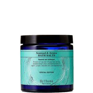Neal's Yard Remedies Seaweed & Arnica Bath Salts Limited Edition 350g