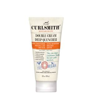 Curlsmith Double Cream Deep Quencher Travel Size 59ml
