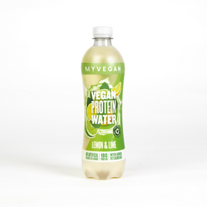 Clear Vegan Protein Water (Sample)