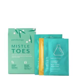 Patchology MistleToes Holiday Kit - Worth $30.00