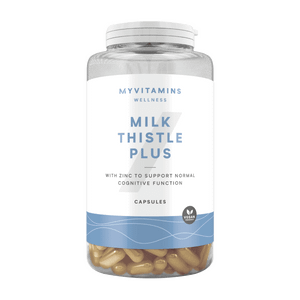 Κάψουλες Milk Thistle Plus