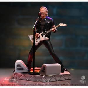 Knucklebonz Metallica Rock Iconz Statue - James Hetfield