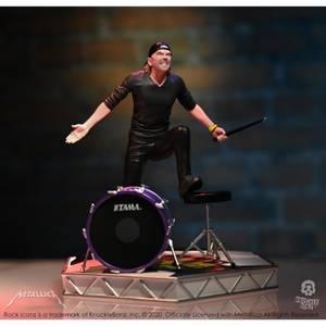 Knucklebonz Metallica Rock Iconz Statue - Lars Ulrich