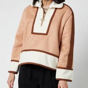L.F Markey Women's Griffin Coat - Fawn