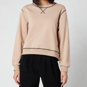 L.F Markey Women's Thierry Sweatshirt - Beige