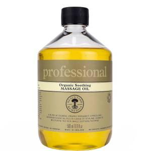 Professional Range Soothing Massage Oil 500ml