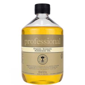 Professional Range Aromatic Massage Oil 500ml