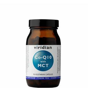 Co-Enzyme Q10 30mg with MCT Veg Caps - 90 Capsules