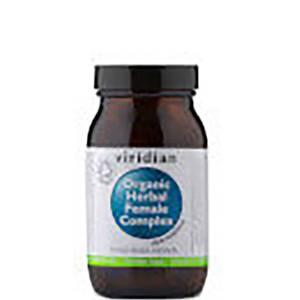 Organic Herbal Female Complex Veg Caps - 90 Capsules