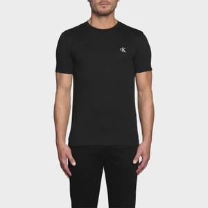 CK Jeans Men's Essential Slim T-Shirt - CK Black
