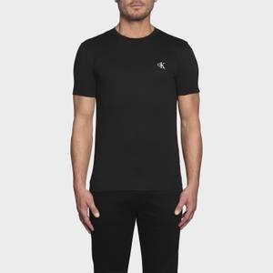 CK Jeans Men's Essential Slim T-Shirt - CK Black