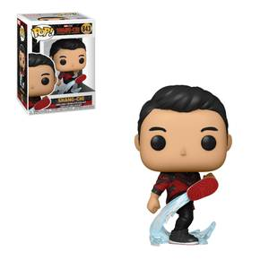 Marvel Shang Chi And The Legend Of The Ten Rings Shang Chi Funko Pop! Vinyl